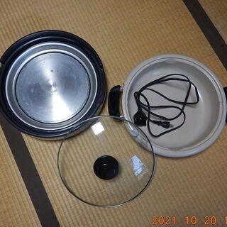 鍋用ホットプレート