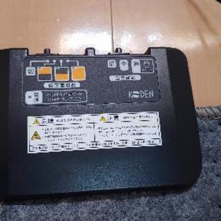 KODEN 電気カーペットをお譲りします。