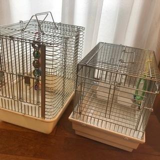 インコ 小動物 ペット 移動用ケージ