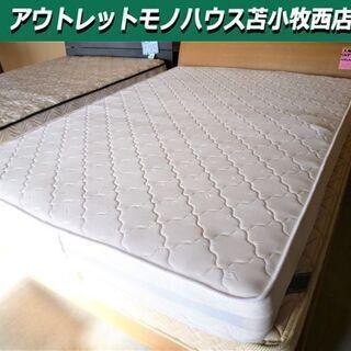 【マットレスのみ】マットレス  ダブル 寝具 横140x縦195...