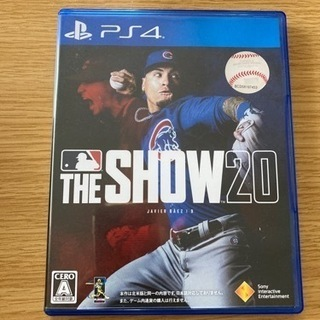 PS4 THE SHOW 20 MLB メジャー