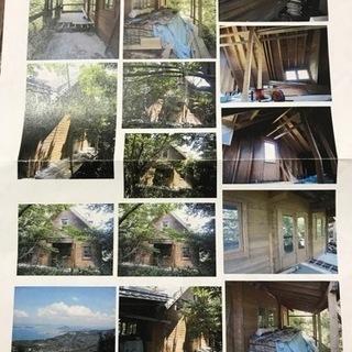 和歌山県海南市下津 別荘地 古家ログハウスあり 和歌山マリーナ展...