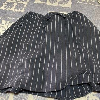 【ネット決済】スカートキュロット