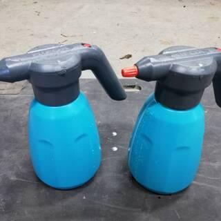【102103】全自動噴霧器 2L 箱なし 充電器なし※タ…