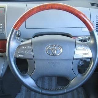 後部座席モニターのついたお車です!!