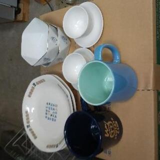 カップ、皿 色々