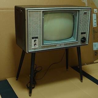 東芝 レトロテレビ