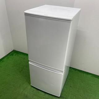 SHARP/シャープ ノンフロン冷凍冷蔵庫 137L 右開き左開...