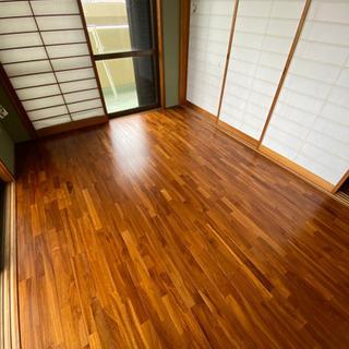 🔵和室の畳をフローリングへ変更しませんか❓