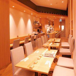 【しゃぶ茶房】ホテル1Fの和食レストランのキッチン!Ube…