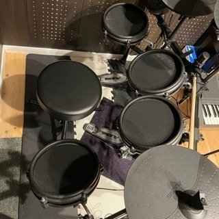 電子ドラム(動作確認済)