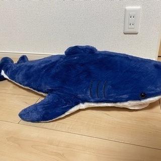 【ビッグサイズ】ホオジロザメ ぬいぐるみ