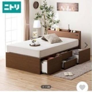 【ネット決済】ベッドフレーム売ります/購入半年/江東区/清澄白河...