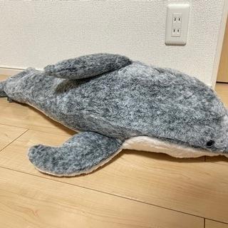 【ビッグサイズ】イルカのぬいぐるみ
