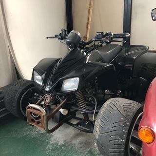 4輪バギー 50cc バック付き 実動