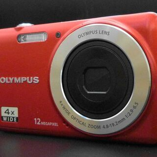 Olympusデジタルカメラ【中古品】