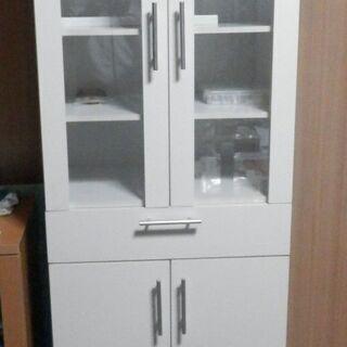 食器棚  ニトリ 180