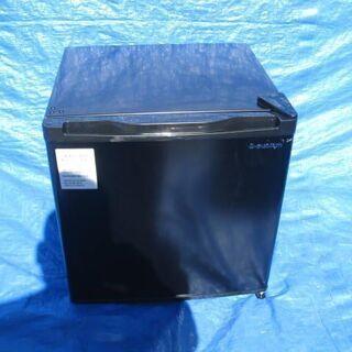 S-cubism 1ドア冷蔵庫 ノンフロン RM-46L01BK...