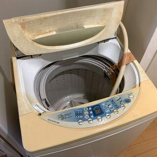 【無料】洗濯機お譲りします【0円】