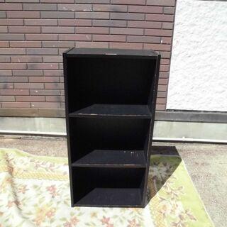 JM12765)3段カラーボックス/収納棚 1個 幅:約44cm...