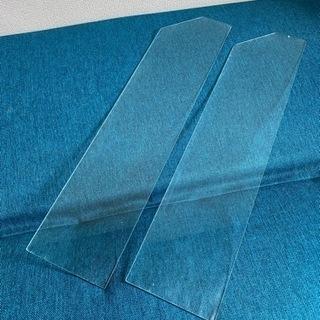水槽 ガラス蓋 60㎝水槽用 差し上げます
