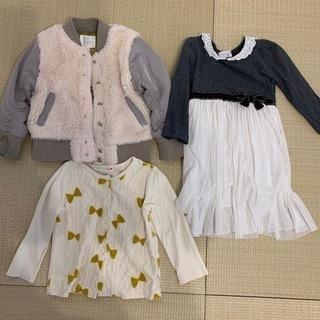 子供服 3枚 サイズ100〜110