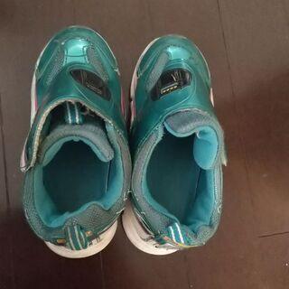 新幹線の靴