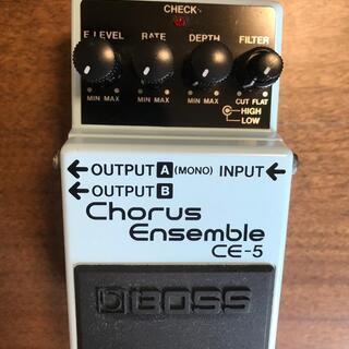 【美品】Boss Ce-5 青ラベル