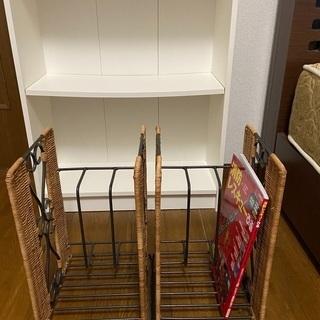 【ネット決済】便利でお洒落な本棚❤️