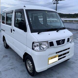 仙台☆H25年式NV100クリッパーバン切替式4WD☆5速…