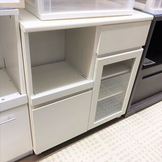 ■CAINZ/カインズ キッチンボード 食器棚 アペルト …