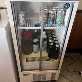 【ネット決済】ホシザキ 小型冷蔵ショーケース 業務用 90L S...