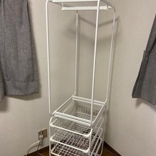 【ネット決済】 IKEA(イケア) ALGOT フレーム ロッド...