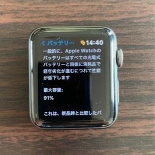 Apple watch series3 本体セット