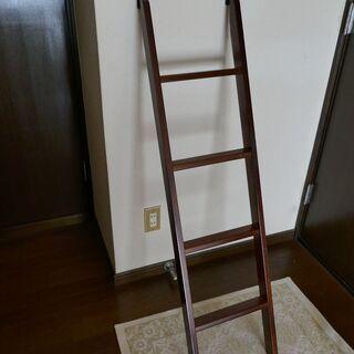 無料 二段ベット用梯子