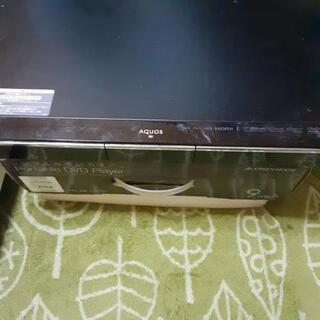 格安‼️SHARP社製ブルーレイレコーダー