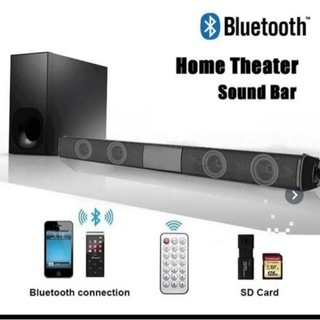 3Dステレオサラウンドサウンドバー bluetooth