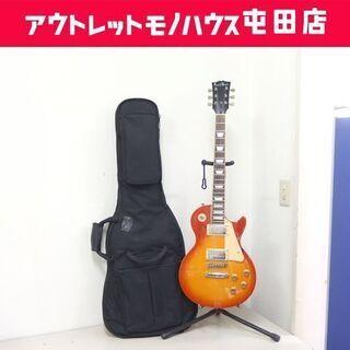 フォトジェニック レスポールタイプ エレキギター ソフトケ…