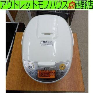 IH炊飯器 5.5合炊き 2015年製 タイガー JKD-…