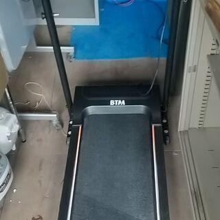 BTM 電動ルームランナー 3521 10km プログラム…