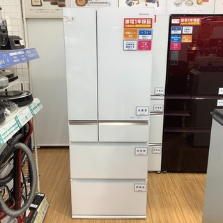 Panasonic(パナソニック)の6ドア冷蔵庫を紹介いたします...