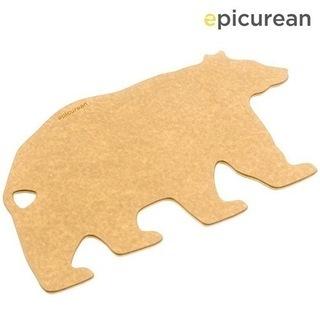カッティングボード 熊