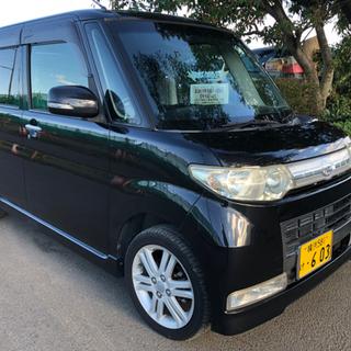 コミコミ20万円、タントカスタム、オートスライドドア、車検…