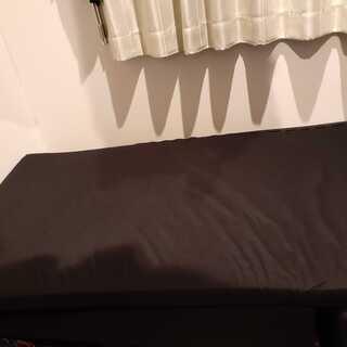 1人専用シングルベッド