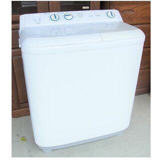二層式洗濯機 5.5kg ハイアール 2014年式