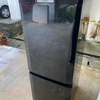 三菱 ノンフロン冷凍、冷蔵庫MR-P15W-B形