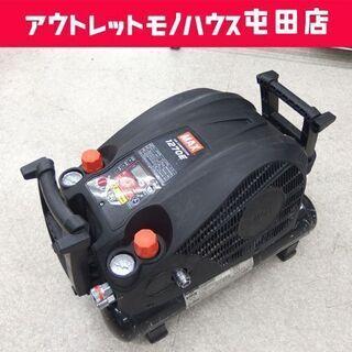 MAX 高圧×高圧 エアコンプレッサー 静音仕様 11L …