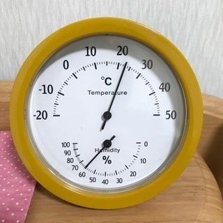 ★2WAY★湿温度計★