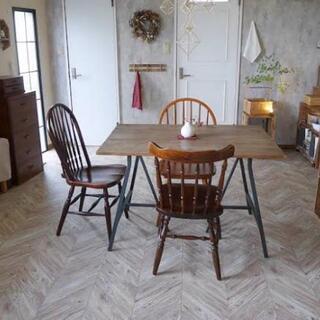 ②簡単貼替フロアシート約6畳分♥床・壁その他の模様替DIYに新品
