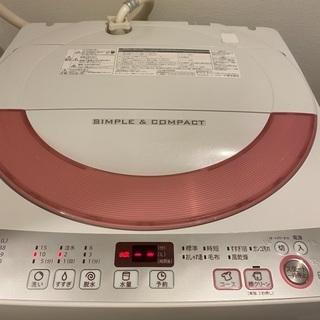 2016年製 SHARP 洗濯機